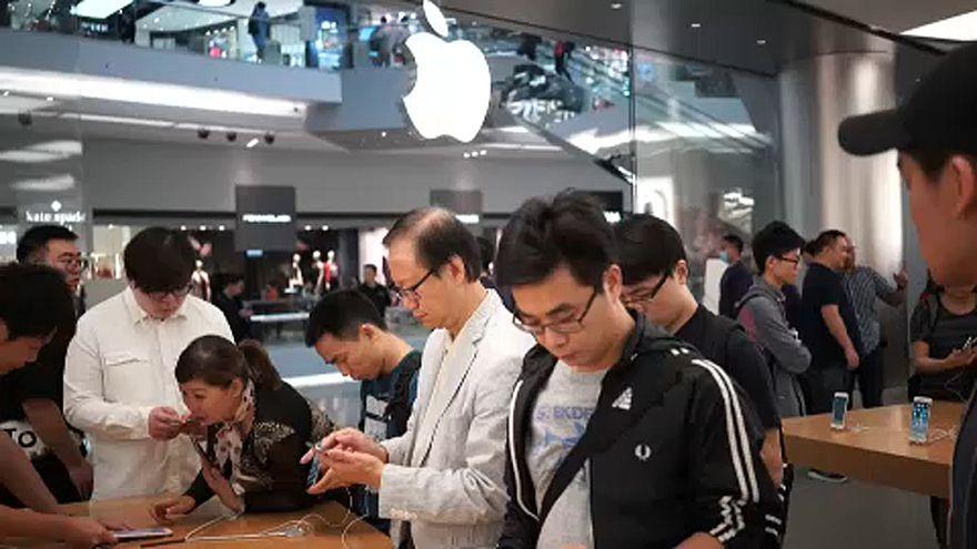 Apple in calo, male le vendite in Cina