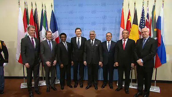 Öt új tagja van az ENSZ BT-nek