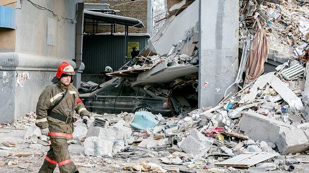 Магнитогорск: поисково-спасательные работы близятся к концу