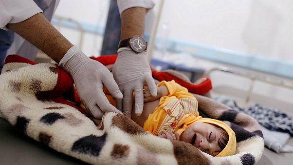 باحثون يتمكنون من تحديد مصدر وباء الكوليرا المتفشي في اليمن