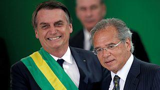 Il mercato brasiliano premia Bolsonaro