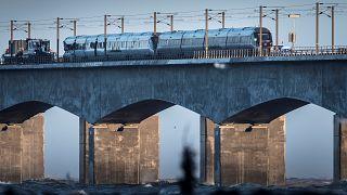 افزایش شمار جان باختگان تصادف قطار در دانمارک