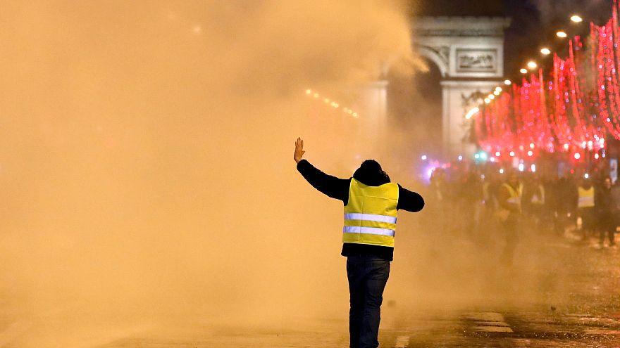 یکی از بنیانگذاران جنبش جلیقه زردها به اتهام برگزاری تظاهرات بدون مجوز بازداشت شد