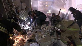 Explosion en Russie : le bilan s'alourdit