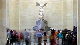 Лувр поставил мировой рекорд