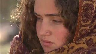 Illegális telepeseket lakoltattak ki Ciszjordániából