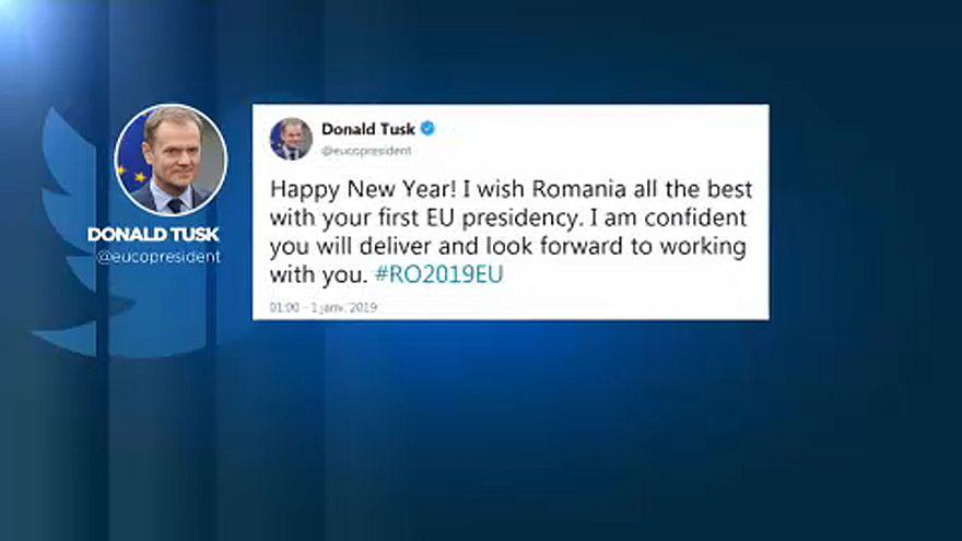 Los buenos propósitos de los líderes europeos para 2019