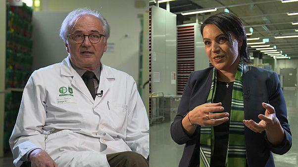 Biobancos de tumores ajudam investigação do cancro