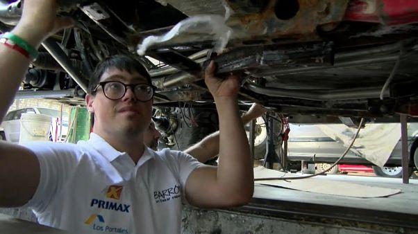 Lucas Barrón se prepara para 'hacer historia' en el Dakar
