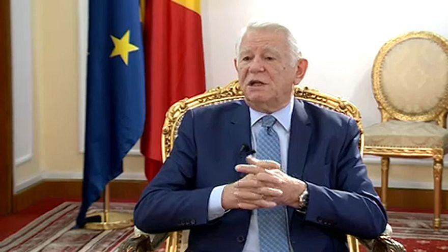 Interjú a román külügyminiszterrel