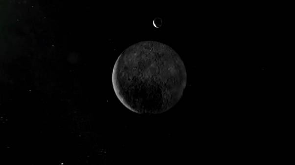 Sonda chinesa pousa no lado oculto da lua