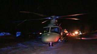 النرويج: فقدان أربعة سياح من السويد وفنلندا بعد انهيار جليدي