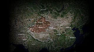 Doğu Türkistan'daki toplama kampları