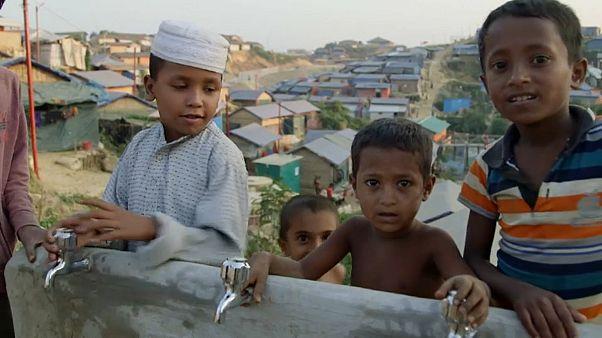 الهند ترحل ثاني مجموعة من الروهينغا إلى ميانمار