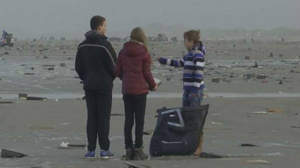 Allarme ambientale nel Mare del Nord
