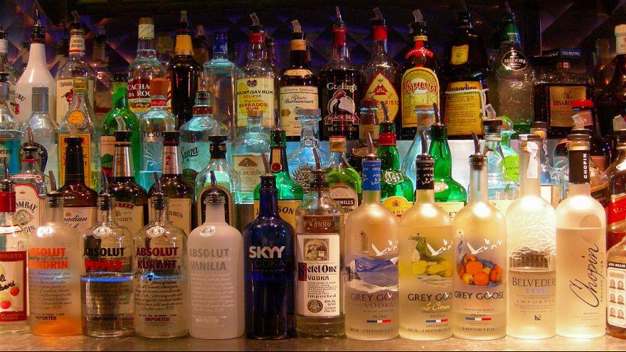 در کدام کشور اروپایی میزان مصرف الکل بیشتر است؟