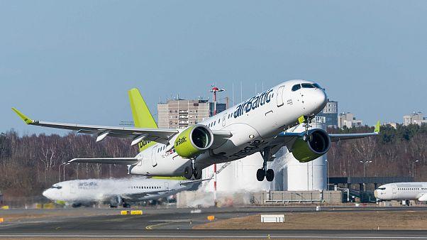 Airbus, Amerikalı Moxy ve Jet Blue'ya 11 milyar dolarlık yolcu uçağı sattı