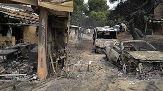 Incendi Grecia, familiari delle vittime chiedono i danni morali