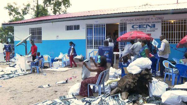 La iglesia católica anuncia un vencedor en las elecciones de la RDC