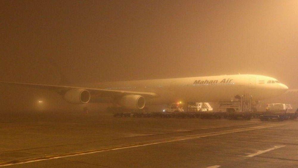 توقف پروازهای فرودگاه بینالمللی امام خمینی