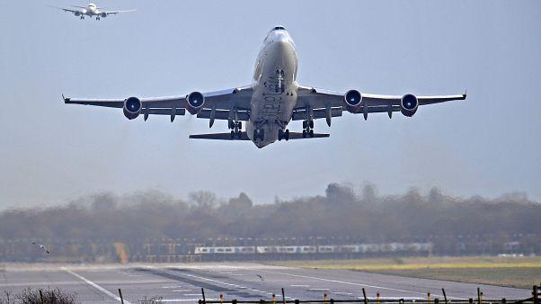 İngiltere'de havaalanları drone tehlikesine karşı savunmaya geçiyor