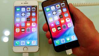 iPhone'un iki modelinin Almanya'da satışı yasaklandı