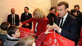 میزان نارضایتی فرانسویها از دولت ماکرون به ۷۵٪ رسید