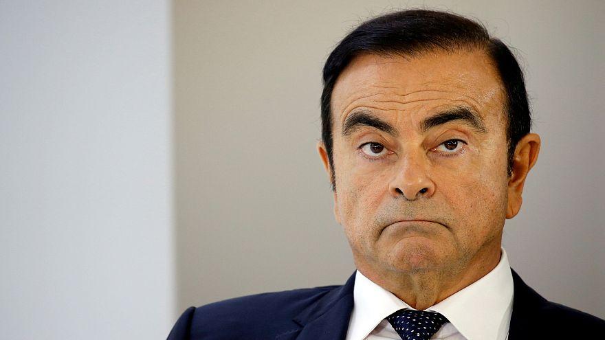 Ex-Nissan-Chef Carlos Ghosn