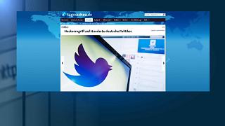 Немецких политиков атаковали хакеры