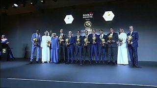 El Atlético de Madrid se corona en Dubai como el Mejor Club de 2018
