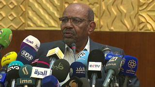 Sudans Präsident al-Bashir unter Druck