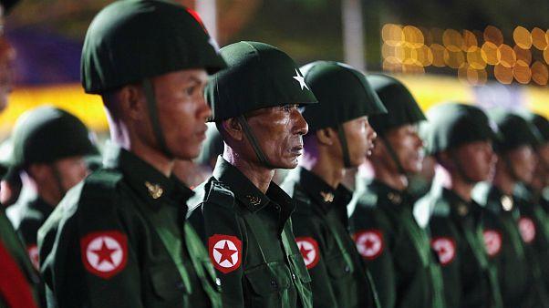 حمله جنگجویان بودایی به پلیس میانمار؛ هفت مامور کشته شدند
