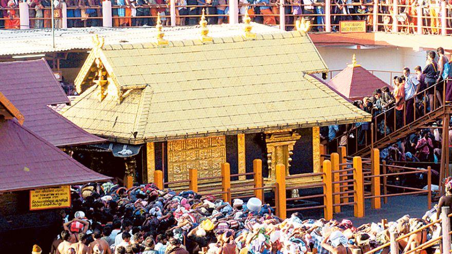 Hindistan: Hindu tapınağına bir kadın daha girdi, eyalet hükümeti protesto edildi