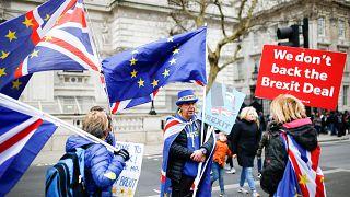 برکسیت؛ نگرانیهای شدید فروشگاههای توزیع مواد غذایی بریتانیا