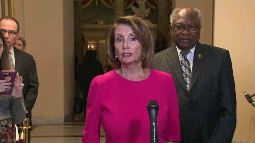 Los demócratas intentan desbloquear la Administración de EEUU