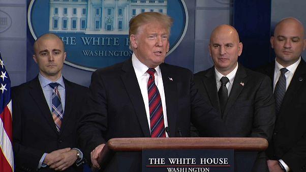 """Streit um Grenzmauer geht weiter - Kein Ende des """"Shutdowns"""""""