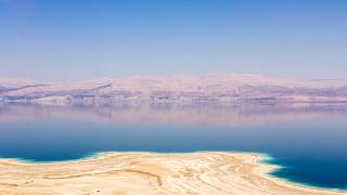 The lingering death of the Dead Sea