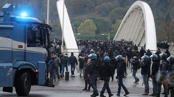 L'Italia è tra i paesi con più agenti di polizia in Europa