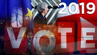 """""""Estado da União"""": Principais desafios para a Europa em 2019"""