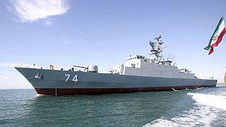 ایران به اقیانوس اطلس کشتی جنگی اعزام میکند