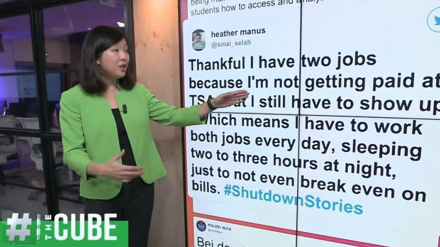 US government shutdown: Workers tell their personal accounts | #TheCube