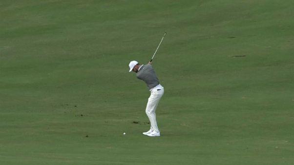 Kevin Tway vezeti a Sentry golfversenyt