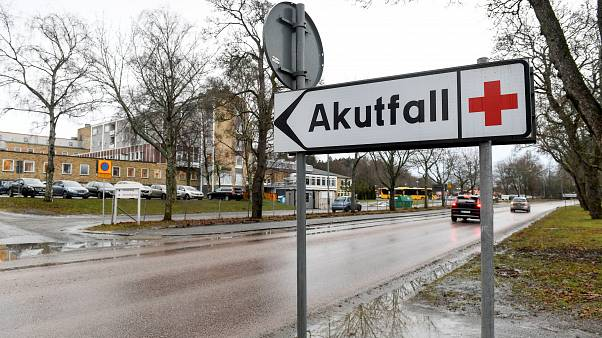 Swedish hospital investigating suspected Ebola case says man not infected with virus