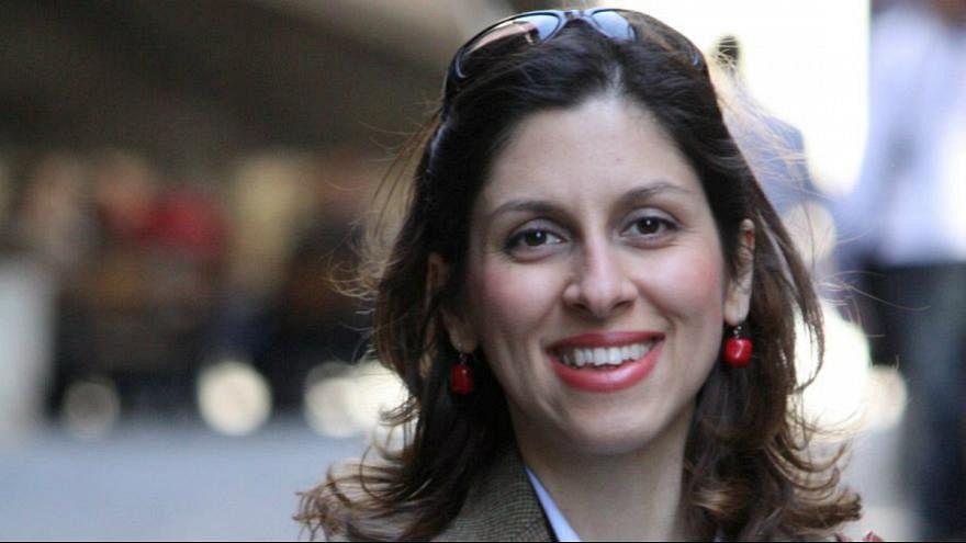 İran'da tutuklu İngiliz Zaghari-Ratcliffe'ten açlık grevi