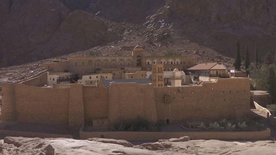 آشنایی با صومعهای که ده فرمان به موسی «وحی» شد
