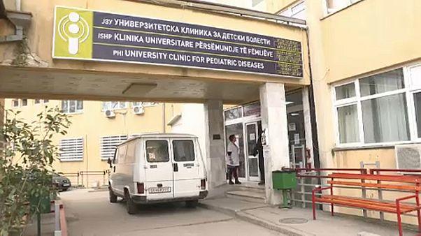 Επιδημία ιλαράς - Μαζικοί εμβολιασμοί στα Σκόπια