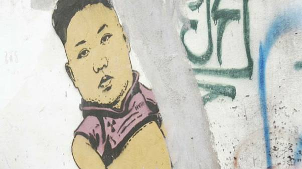 Political instability in Thailand sparks street art boom | NBC Left Field