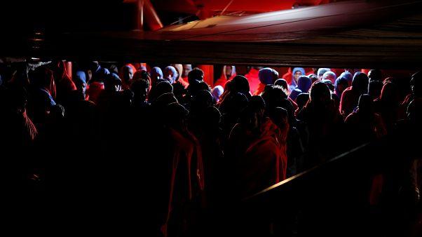 إسبانيا تحل محل إيطاليا كوجهة رئيسية للمهاجرين غير الشرعيين لأوروبا