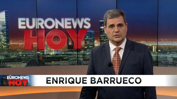 Euronews Hoy. Las claves informativas del día. 4/1/2019