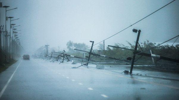 Τροπική καταιγίδα έπληξε την Ταϊλάνδη